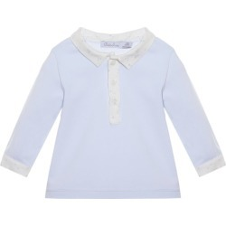 Patachou Star Collar Polo Shirt (3-24 Months) found on Bargain Bro UK from harrods.com