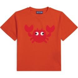 Vilebrequin Kids Crab T-Shirt found on Bargain Bro UK from harrods.com