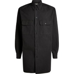 Lemaire Cotton Utility Overshirt found on MODAPINS from harrods.com for USD $459.06