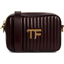 Tom Ford Leather Quilted TF Camera Bag found on Bargain Bro UK from harrods.com