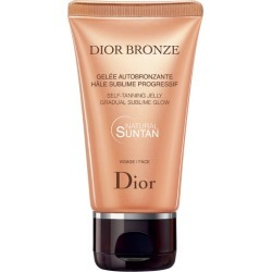 DIOR Dior Bronze Self-Tanning Jelly Gradual Glow-Face (50ml) found on Makeup Collection from harrods.com for GBP 32.3