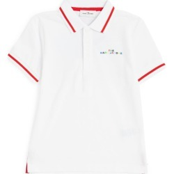 The Marc Jacobs Kids Tennis Poodle Polo Shirt (4-14 Years) found on Bargain Bro India from harrods (us) for $66.00