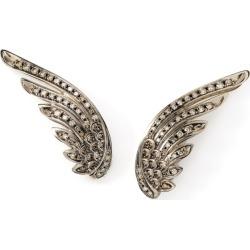 HStern Noble Gold and Diamond Rock Season Earrings