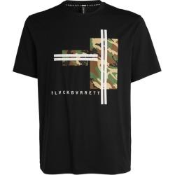 Neil Barrett Military Stripe T-Shirt found on Bargain Bro UK from harrods.com
