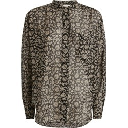 Isabel Marant Étoile Mexica Floral Shirt found on Bargain Bro UK from harrods.com