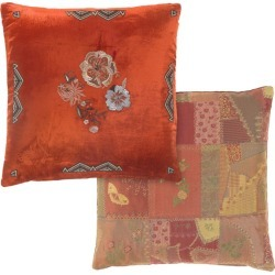 Etro Devon Embroidered Cushion (45cm x 45cm) found on Bargain Bro UK from harrods.com