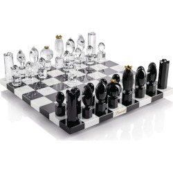 Baccarat Crystal Chess Set found on Bargain Bro from harrods.com for £13074