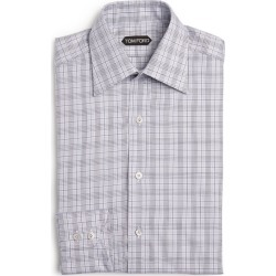 Tom Ford Cotton Check Shirt found on Bargain Bro UK from harrods.com