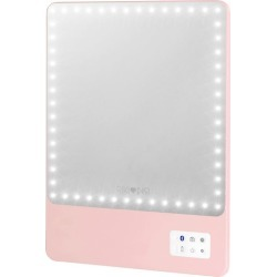 Riki Loves Riki Tropical Blush Riki Skinny Magnifying Mirror found on Makeup Collection from harrods.com for GBP 181.92