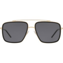 Dolce & Gabbana Square Metal Sunglasses found on Bargain Bro from Harrods Asia-Pacific for USD $186.90