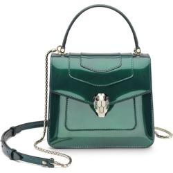 Bvlgari Metallic Serpenti Forever Top Handle Bag found on Bargain Bro UK from harrods.com