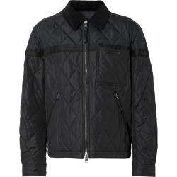 Burberry Zip-Up Quilted Jacket found on Bargain Bro UK from harrods.com