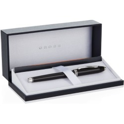 Cross Townsend Black Lacquer Fountain Pen found on Bargain Bro UK from harrods.com