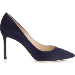 Jimmy Choo Romy 85 Suede Pumps found on Bargain Bro from harrods.com for £498