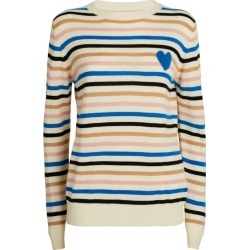 Chinti and Parker Cashmere Striped Sweater found on MODAPINS from harrods.com for USD $272.50
