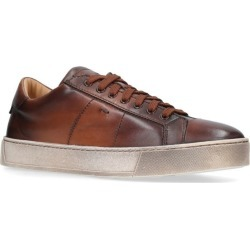 Santoni Gloria Soft Leather Sneakers found on Bargain Bro Philippines from harrods (us) for $478.00