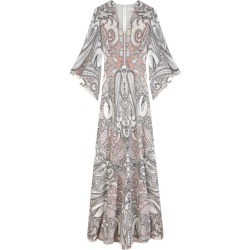 Etro Paisley Maxi Dress found on Bargain Bro UK from harrods.com