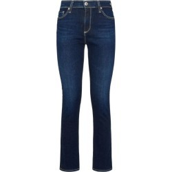 Ag Jeans Mari High-Rise Straight Jeans found on MODAPINS from Harrods Asia-Pacific for USD $168.04