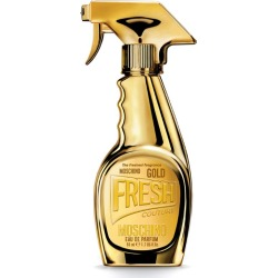 Moschino Gold Fresh Couture Eau de Parfum (50 ml) found on Bargain Bro UK from harrods.com