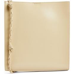 Jil Sander Medium Leather Tangle Shoulder Bag found on Bargain Bro UK from harrods.com