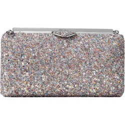 Jimmy Choo Glitter Ellipse Clutch Bag found on Bargain Bro UK from harrods.com