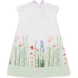 Il Gufo Flower Garden A-Line Dress (3 Months - 4 Years) found on Bargain Bro UK from harrods.com