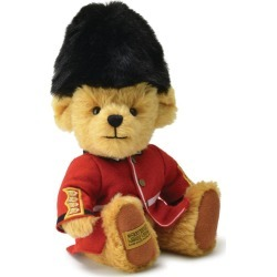 Merrythought Royal Guardsman Bear (32cm) found on Bargain Bro UK from harrods.com