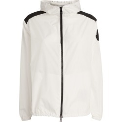 Moncler Anthracite Hooded Jacket found on Bargain Bro UK from harrods.com