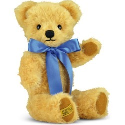 Merrythought London Curly Gold Teddy Bear (25cm) found on Bargain Bro UK from harrods.com