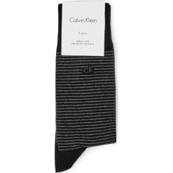Calvin Klein Fine Crew Socks (Pack of 2) found on Bargain Bro UK from harrods.com