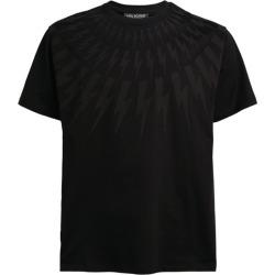 Neil Barrett Tonal Thunderbolt T-Shirt found on Bargain Bro UK from harrods.com