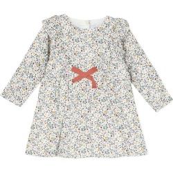 Absorba Liberty Floral Print Dress (6-36 Months)