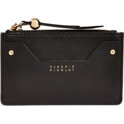 Claudie Pierlot Leather Card Holder found on GamingScroll.com from Harrods Asia-Pacific for $144.09