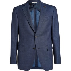 Pal Zileri Wool-Blend Jacket found on MODAPINS from harrods.com for USD $2277.24