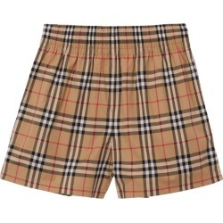 Burberry Vintage Check Shorts found on Bargain Bro UK from harrods.com