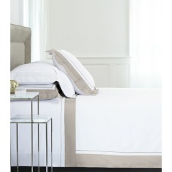 Yves Delorme Lutece Pierre Double Flat Sheet 240Cm X 295Cm found on Bargain Bro India from harrods (us) for $239.00