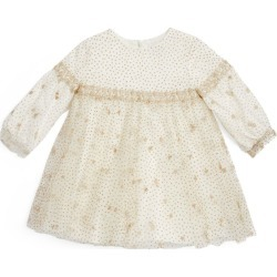 Tartine Et Chocolat Glitter Star Dress (3-36 Months) found on Bargain Bro UK from harrods.com