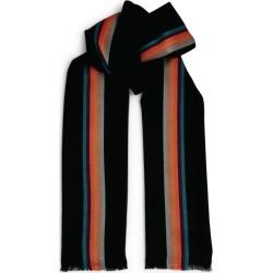 Paul Smith Artist Stripe Herringbone Scarf found on Bargain Bro UK from harrods.com