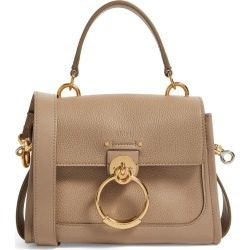 Chloé Mini Leather Tess Top-Handle Bag found on Bargain Bro UK from harrods.com
