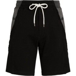 Facetasm Two-Tone Cotton Sweatshorts found on MODAPINS from harrods.com for USD $527.74