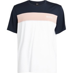 Boss Colour-Block Logo T-Shirt found on GamingScroll.com from Harrods Asia-Pacific for $52.30