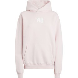 Alexander Wang Logo Print Hoodie found on MODAPINS from harrods (us) for USD $585.00