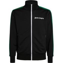 Palm Angels Zip-Up Logo Track Jacket found on Bargain Bro UK from harrods.com
