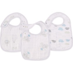 aden + anais Night Sky Reverie Bibs (Set of 3) found on Bargain Bro from harrods.com for £25