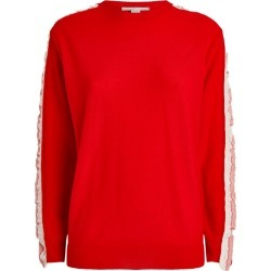 Stella Mccartney Virgin Wool Monogram Sweater found on Bargain Bro from Harrods Asia-Pacific for USD $548.28