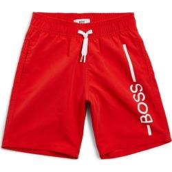 BOSS Kidswear Logo Swim Shorts (4-14 Years) found on Bargain Bro UK from harrods.com