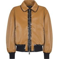 Dolce & Gabbana Contrast-Trim Bomber Jacket found on Bargain Bro UK from harrods.com