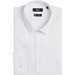 Boss Dot Print Cotton Shirt found on GamingScroll.com from Harrods Asia-Pacific for $158.68