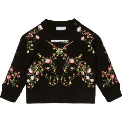 Burberry Kids Unicorn Montage Sweatshirt (6-24 Months) found on Bargain Bro from Harrods Asia-Pacific for USD $227.33