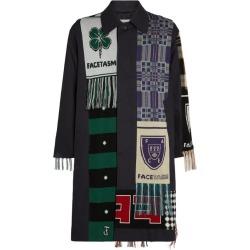 Facetasm Soccer Muffler Coat found on MODAPINS from harrods (us) for USD $1535.00